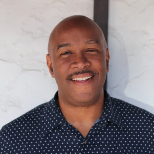Pastor Mark Roberson